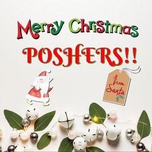 🎄🎅🏻 Merry Christmas Poshers!! 🎄🎅🏻
